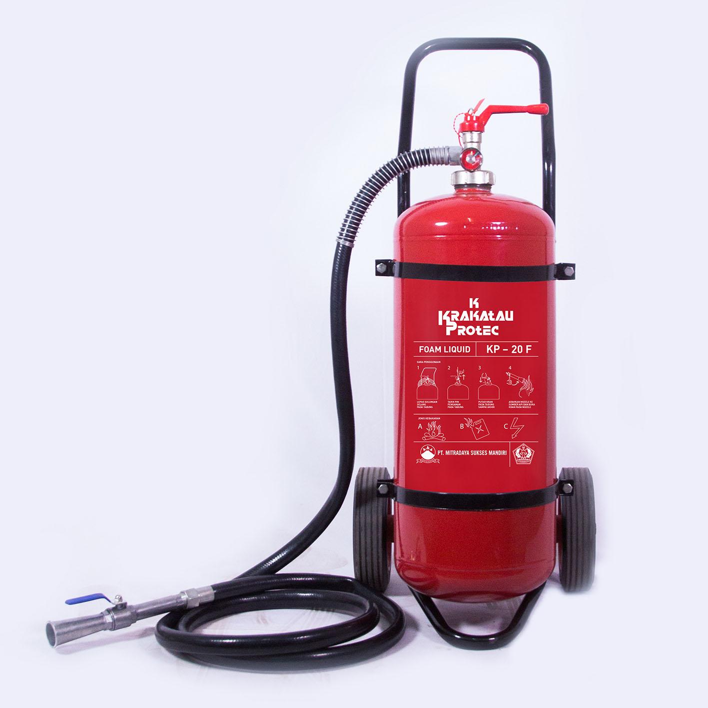 Foam Liquid 20 Kg / KP20F