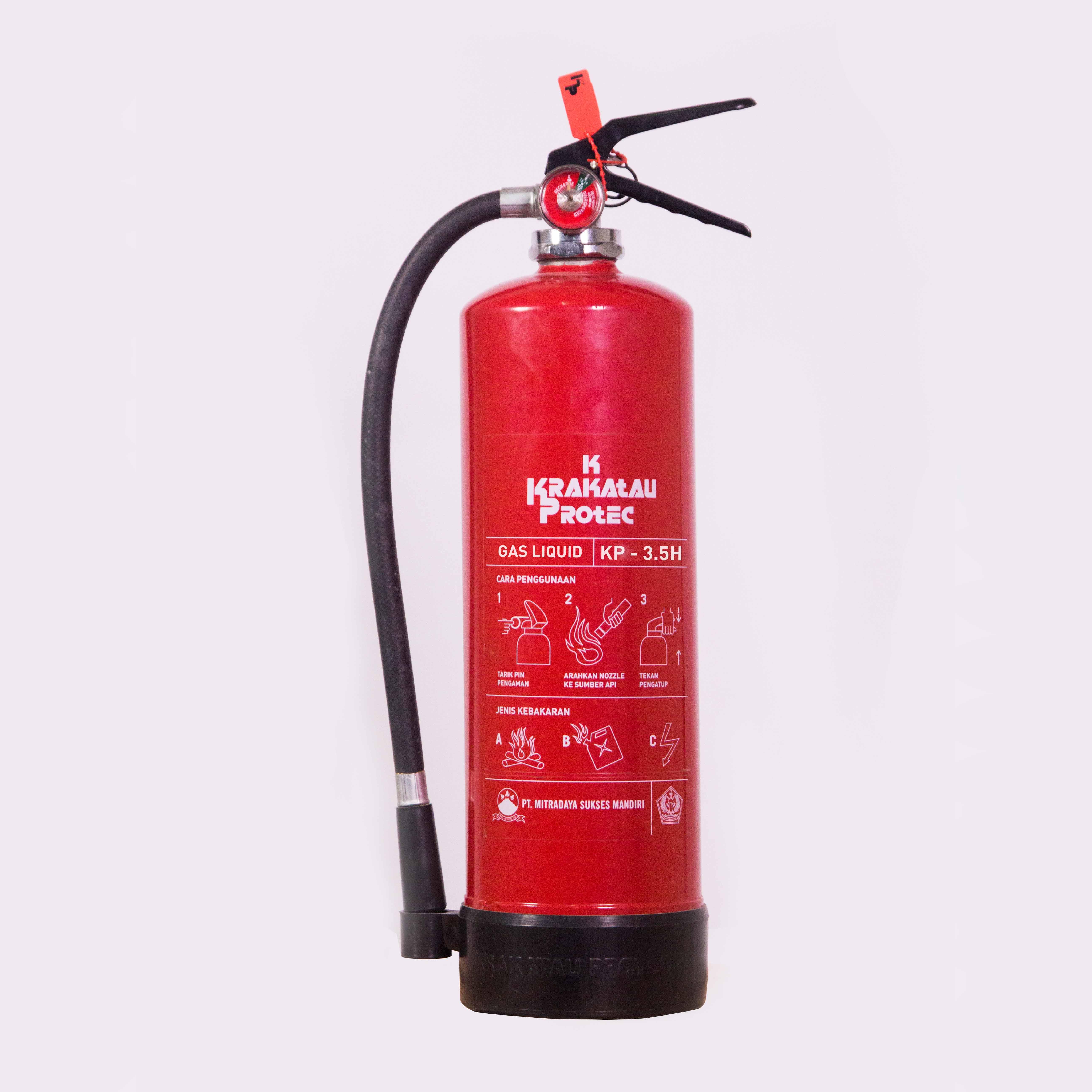 Gas Liquid 3.5 Kg / KP3.5H