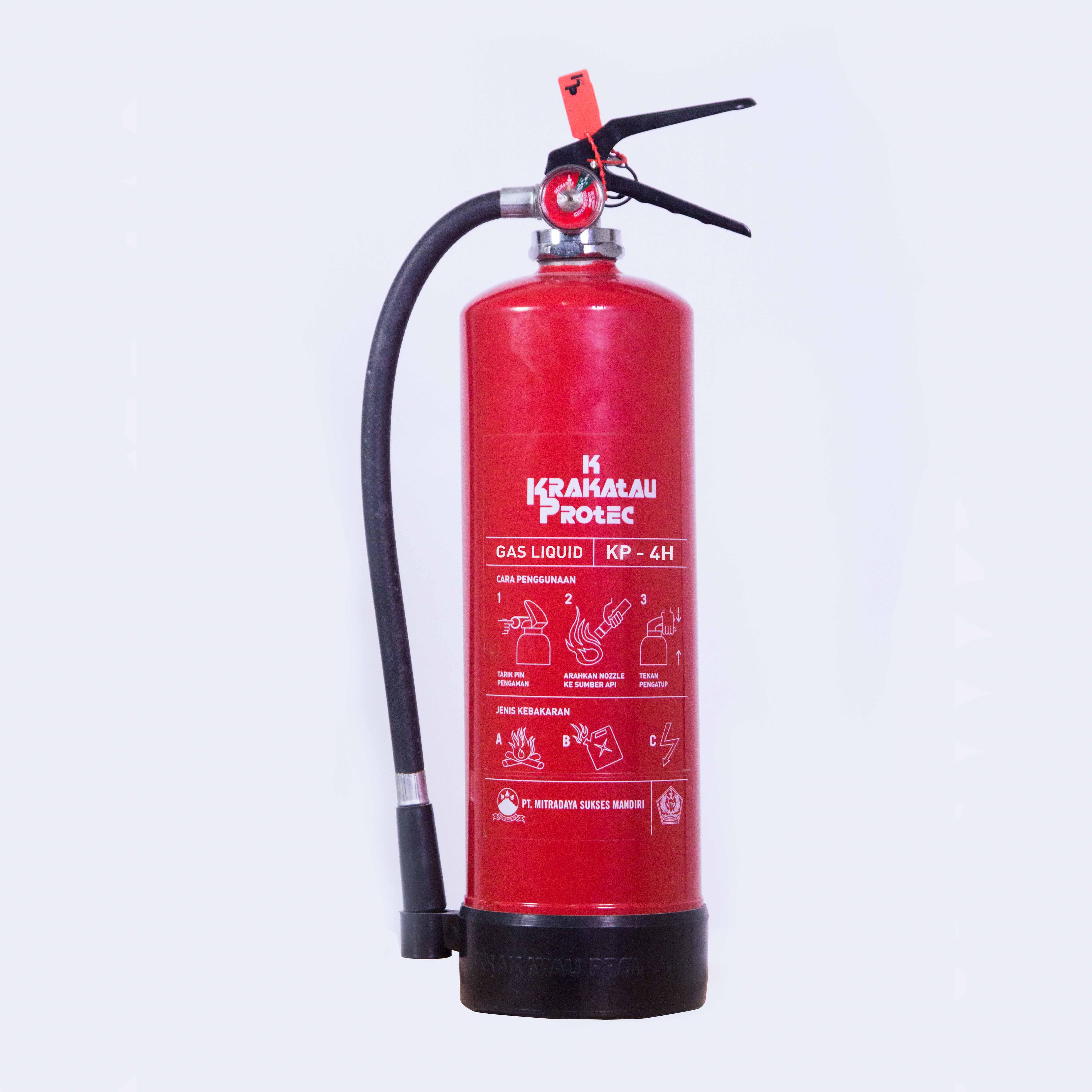 Gas Liquid 4 Kg / KP4H