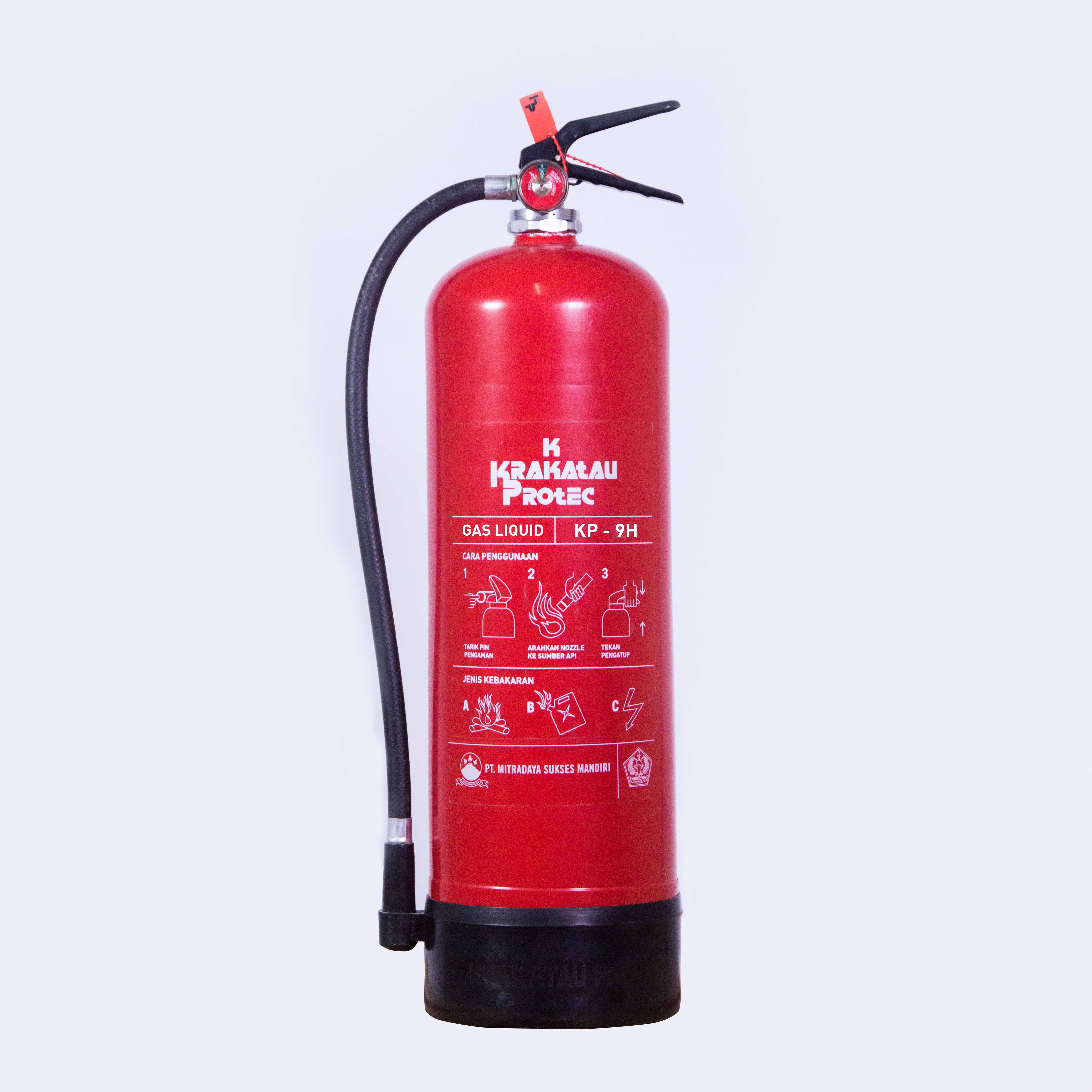Gas Liquid 9 Kg / KP9H