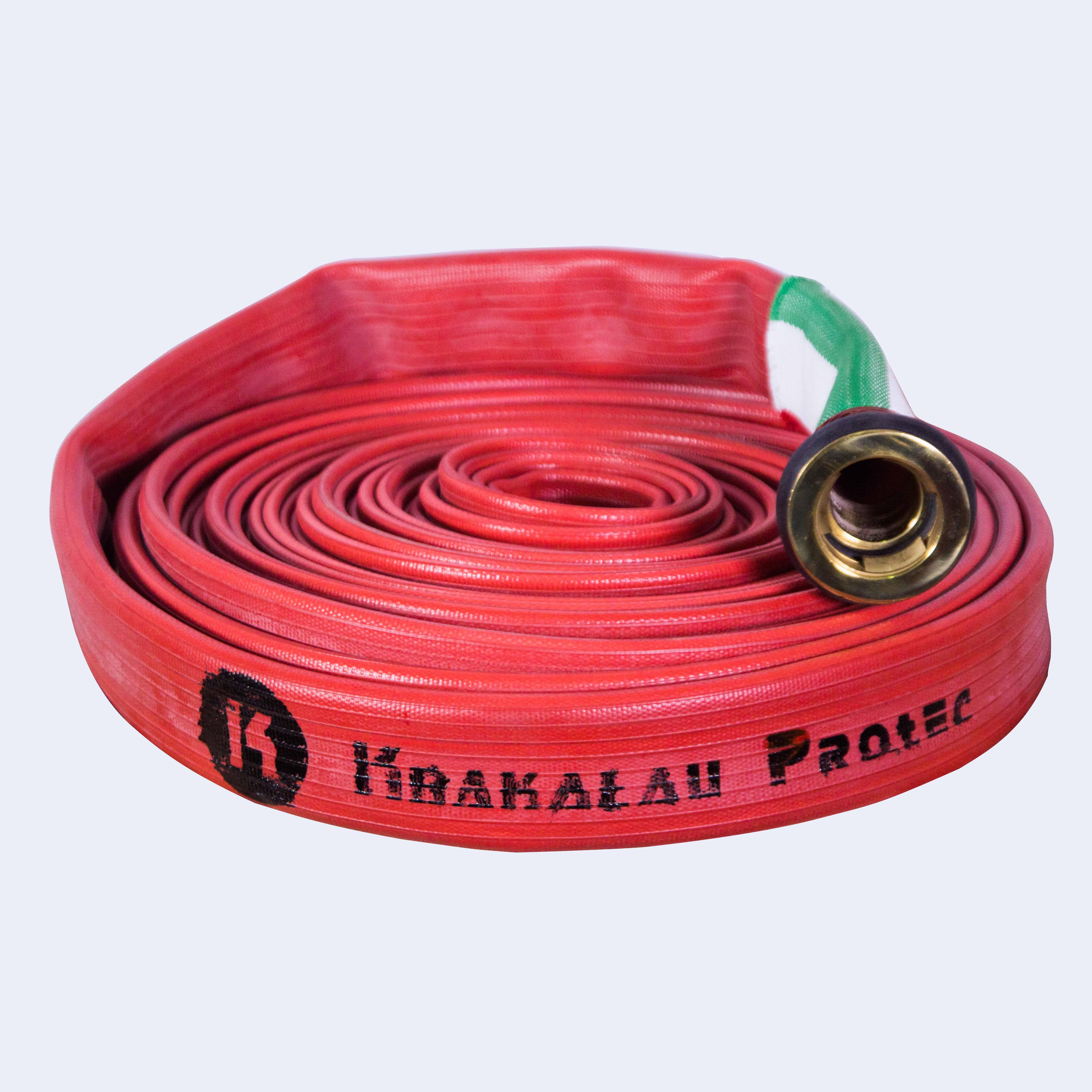 Fire Hose Rubber 1.5' x 30 M w/ MC