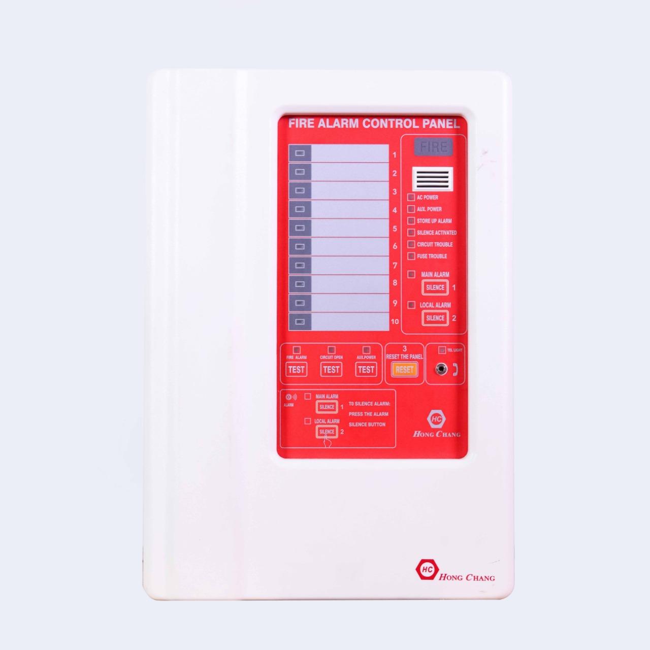 Control Panel HC 10 AL/ 10 zone Plastik