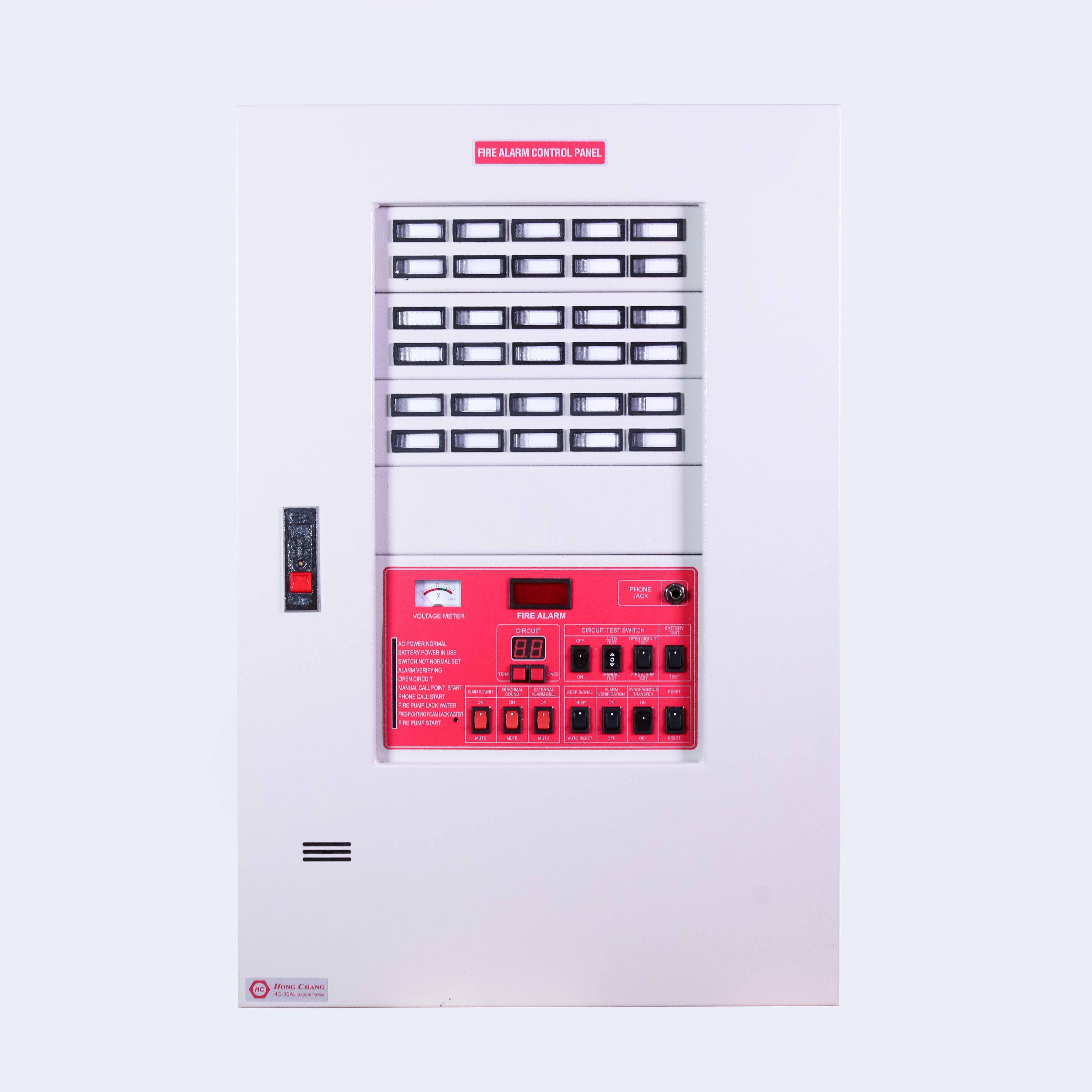 Control Panel HC 30 AL/ 30 zone