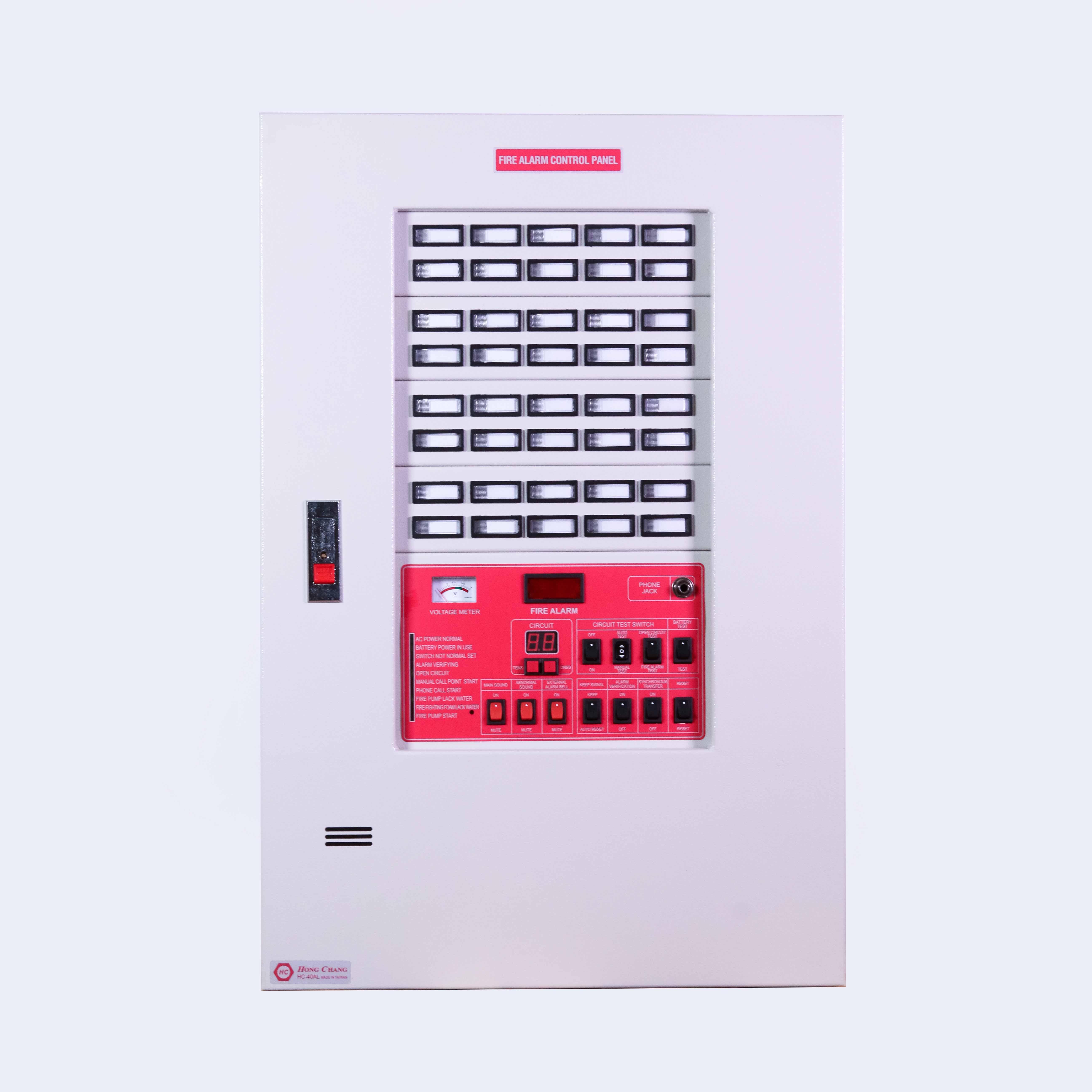 Control Panel HC 40 AL/ 40 zone